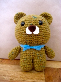 Little Brown Bear