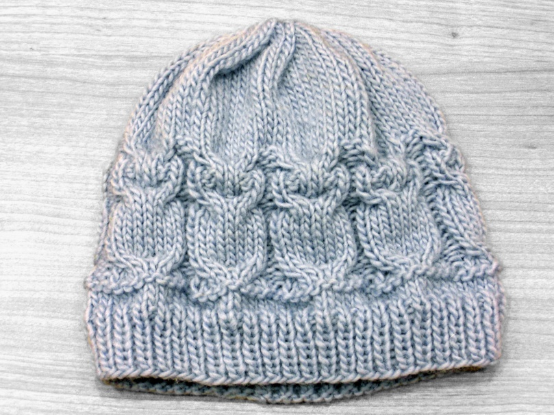 Knitting Pattern For Owl Beanie : hats