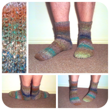 Alf's Socks