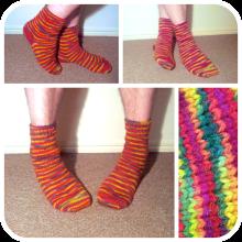 Robear's Socks