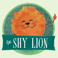 The Shy Lion